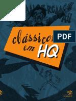 Classicos Em HQ - Editora Peiropolis