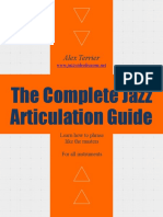 Articulation Guide