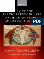Oxford Early Christian Studies the Areopagite Saint. Dionysius the Areopagite Saint Dionysius of Nyssa Saint. Gregory of Nyssa Saint Gregory Saint. Gregory Palamas Saint Gregory Palamas of Nys