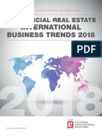 Commercial Real Estate International Business Trends