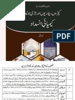 Summaries of crop pest control in urdu