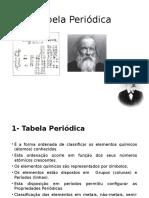 Tabela Periodica - Ligacoes Quimicas