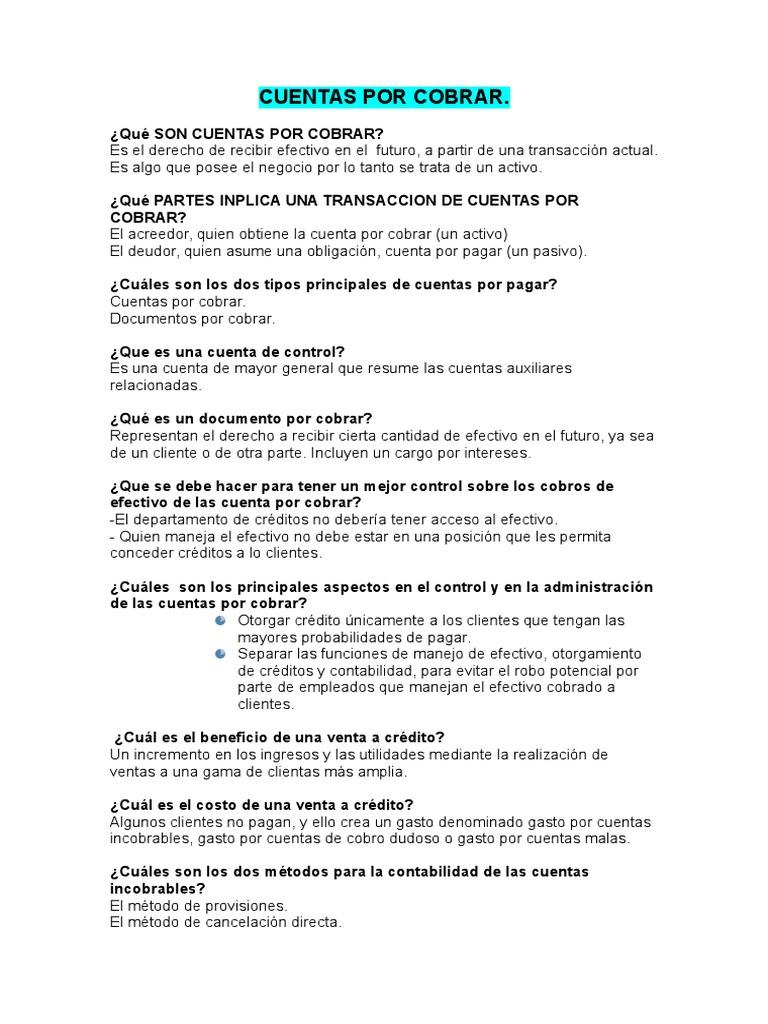 Dorable Posición De Cuentas Por Pagar Colección - Ejemplo De ...