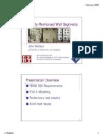 Lightly-Reinforced Wall Segments FEMA.pdf