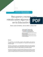 DiMatteo y ot - Reuperar y recrear.pdf