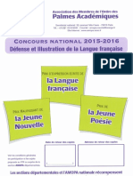 Defense Et Illustration de La Langue Francaise(1)