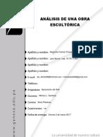 ANÁLISIS DE UNA OBRA ESCULTÓRICA.docx