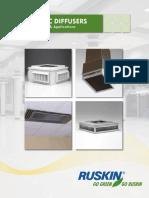 Diffusers Brochure 6582