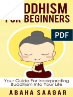 Abaha Saagar - Buddhism for Beginners (2014)
