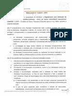Aacc-resolução 112- Regulamento Para Atividades Academicas Cc Da Ese Rv2