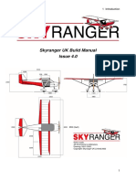 Skyranger UK Build Manual Issue 4