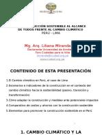 CAP Construcción Sostenible Al Alcance de Todos y CC-Liliana
