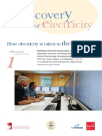 Fact Sheet How Electricity is Taken to the Home