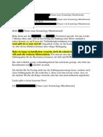 Scientology-Österreich-Leak