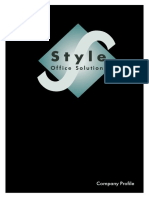 Style Office Solutions Ltd - Company Profile