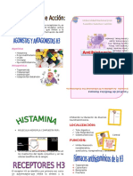 TRIPTICO ANTIHISTAMINICOS H3