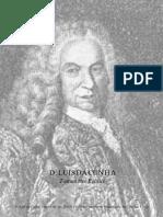 CUNHA, Dom Luiz Da. Testamento Político