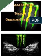 Organisasi Normatif