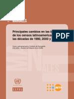 CEPAL Políticas Sociales Diferenciadas Para Las Ciudades en Colombia