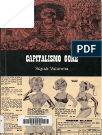 Capitalismo Gore - Valencia Sayak