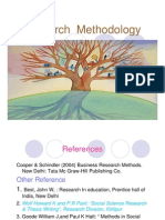 What is Research Methodology