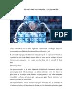 Amenazas Informáticas y Seguridad de La Información