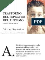 Criterios DSM-  V