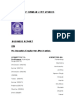 Mc Donalds Performance Appraisal