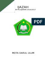 IJAZAH DARUL ULUM.docx