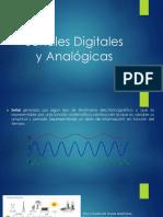 Señales Digitales y Analógicas