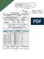 Documents.mx Como Elavorar Un Kardex en Excel Con Datos de Los Alumnos