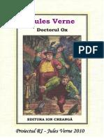 07. Jules Verne - Doctorul Ox.doc