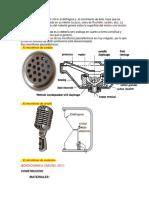 microfonos piezoelectricos