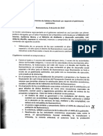 Acuerdo final entre el Gobierno y líderes de Buenaventura