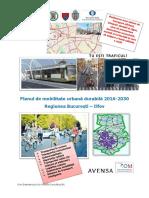 Planul de Mobilitate Durabila 2016-2030