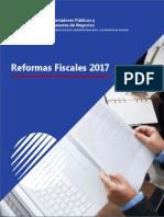 REFORMAS FISCALES 2017