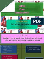 5. Lipid and Lipoprotein (Dr Dzul)