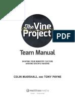 Tvp Team Manual Ko