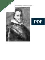 Francisco de Aguirre Fundador de Santiago Del Estero