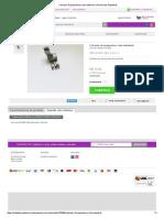 Calcador de Pesponto P_ Reta Industrial