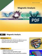 Magnetic Analysis - Application Presentation