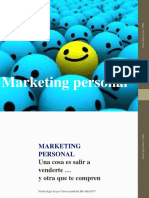 2017 Marketing Personal