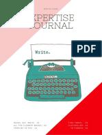 Expertise Journal