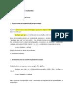 13.Quantificadores e Variaveis