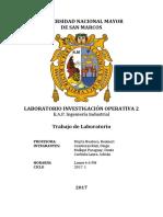 Problemas de Redes (Investigación Operativa)