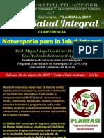 Conferencia Magd Syba Seminario Salud Integral