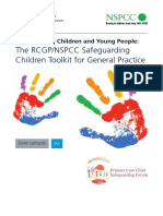 RCGP NSPCC Safeguarding Children Toolkit
