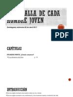 Capítulo 2 y 3