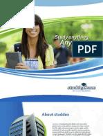 studdex Brochure