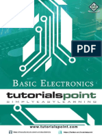Basic Electronics Tutorial